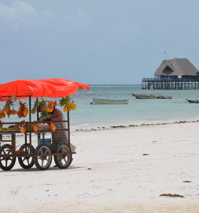 Wszyscy jeżdżą na Zanzibar